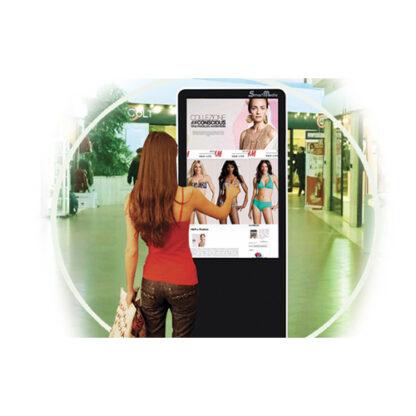 DigitalSignage ragazzaTouch Centrocommle