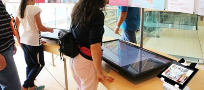 SupportoTablet Museo